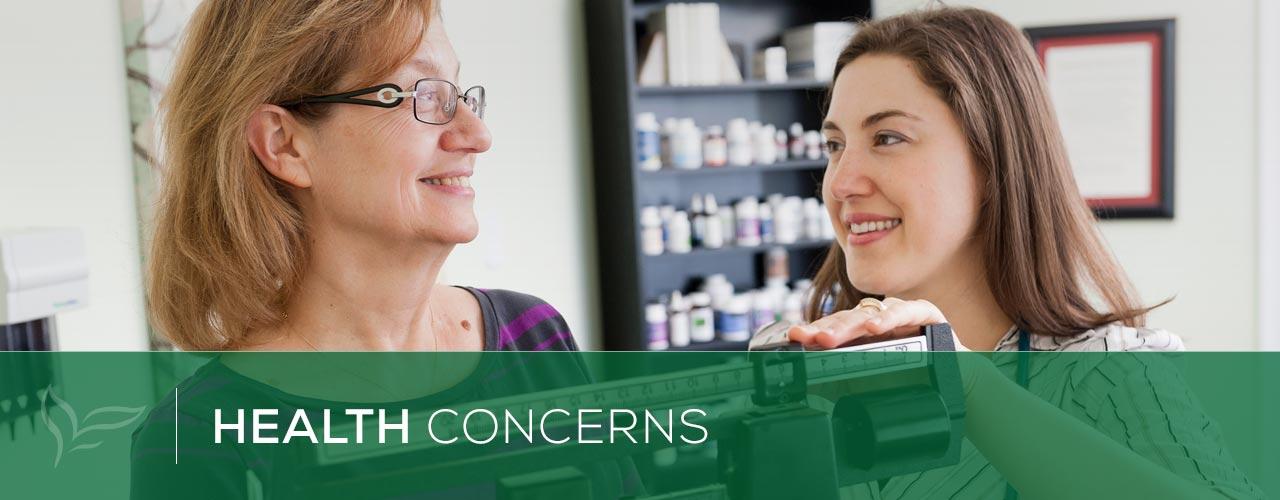 Health Momentum | Health Concerns