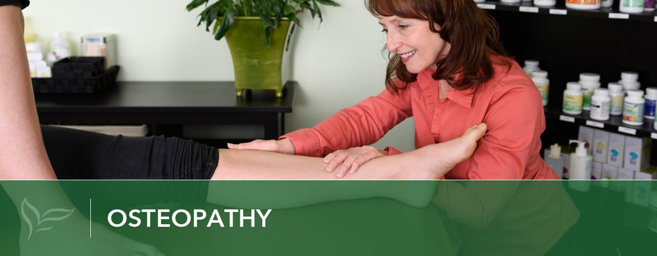 Why visit an Osteopathic Manual Practitioner? | Health Momentum